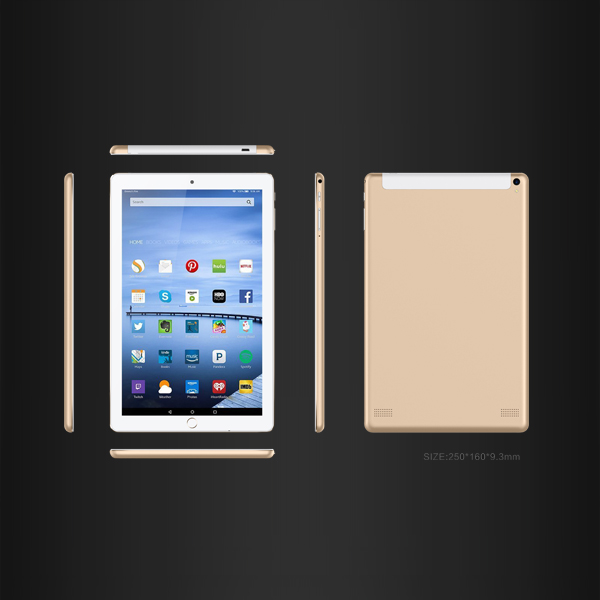 10.1 Inch 4G Tablet